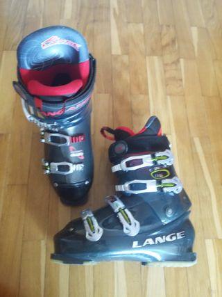 Botas esquí T42.5