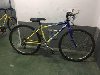 Bicicleta niño 24