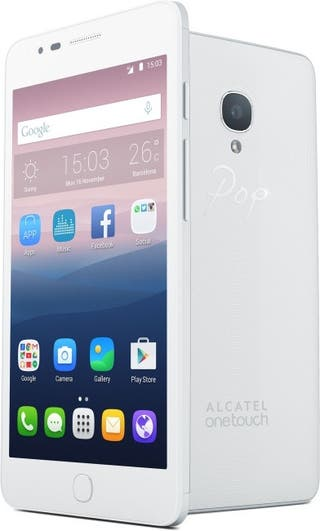 movil alcatel OneTouch pop up smartphone
