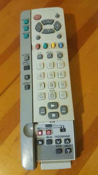 mando panasonic dvd / vcr / tv