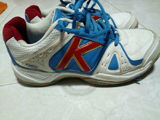 Zapatillas Padel-tenis N.37 puestas 1 vez!!