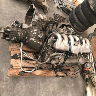 M30b35 motor 6 cilindros en Línea 3,5L