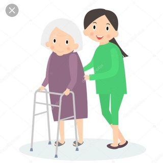 Resultado de imagen de cuidado personas mayores