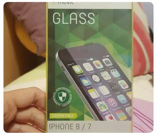 Cristal iphone 7 y 8