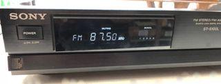 SINTONIZADOR RECEPTOR RADIO SONY ST-S100L