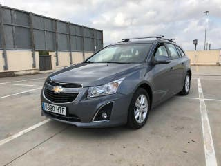 Chevrolet Cruze 2.0 DIESEL LT+ 163cv. UN SOLO PROPIETARIO!!!