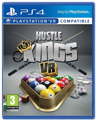 PS4 VR Hustle Kings - 10