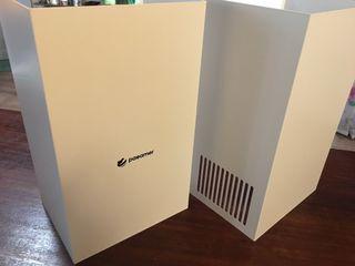 Tubo de ventilación para Extractor de humos