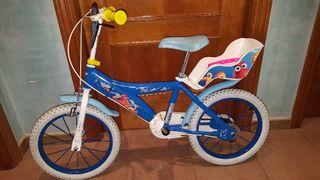 Bicicleta 16 ''