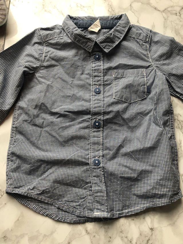 H&M Shirt 4-6 months