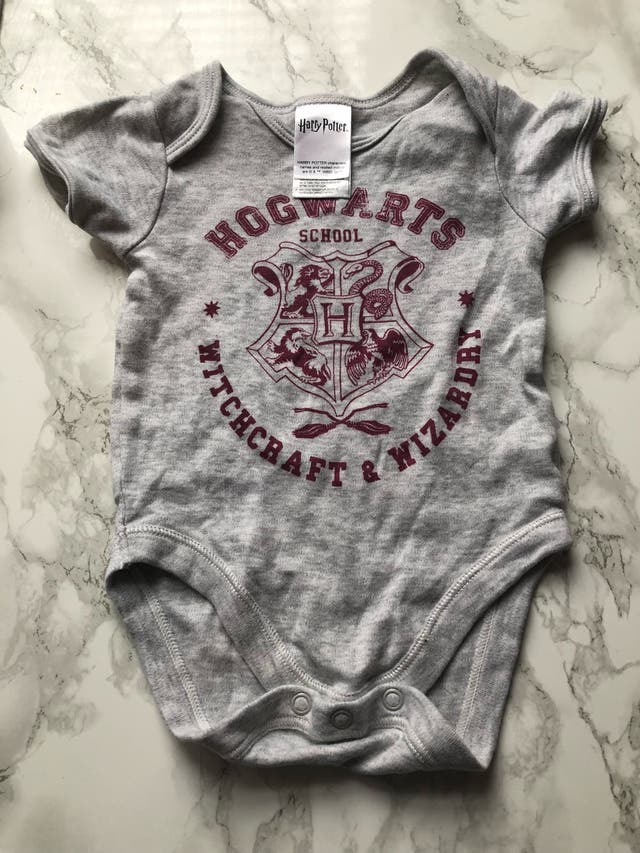 Harry Potter vest 3-6 months