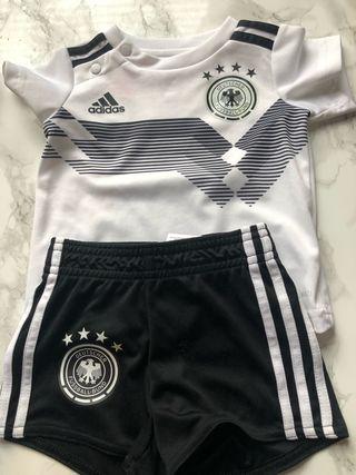 Germany 2018 kit 3-6 months