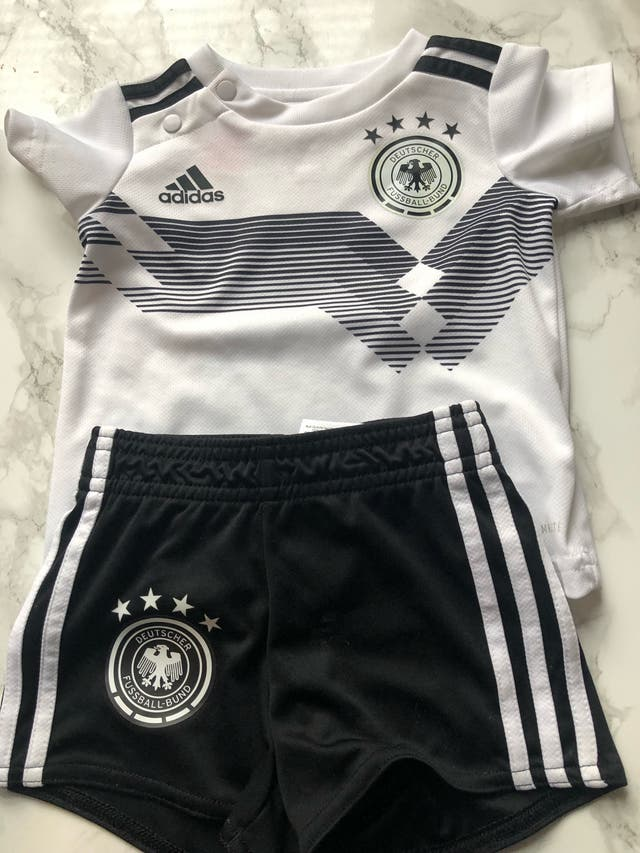 Germany 2018 kit 3-6 months