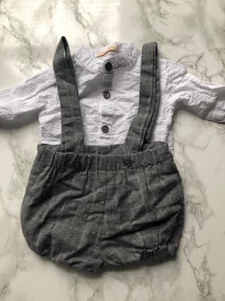 Spanish outfit 0-3 months