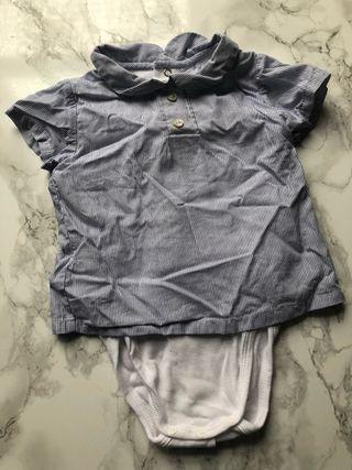Laranjinha shirt 3-6 months