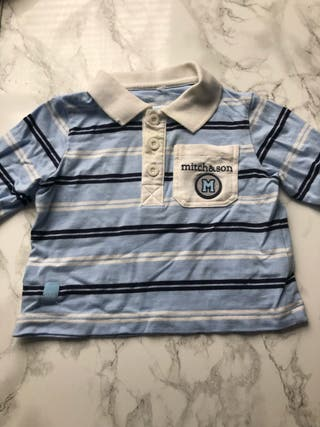 Mitch & Son polo 6 months