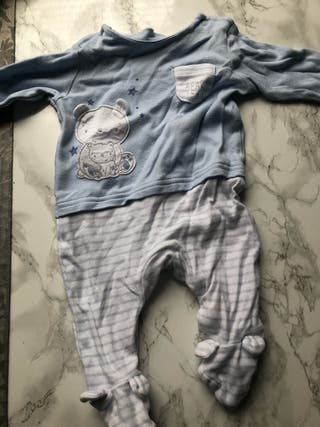 Mothercare onesies 1 month
