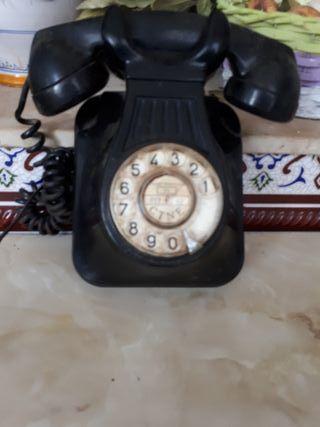 telefono de los 50 funciona