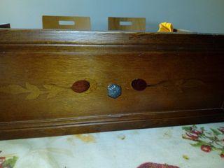 Mueble mesa auxiliar