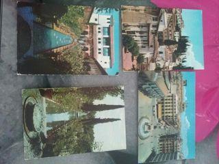 Postales antiguas Granada