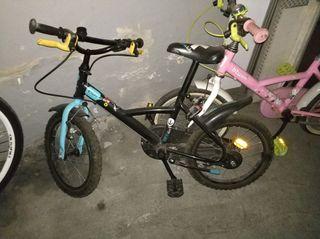 Bicicleta niño 5-9 años
