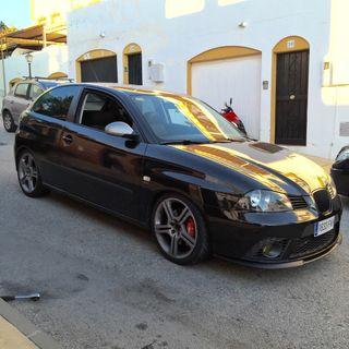 SEAT Ibiza fr averiado