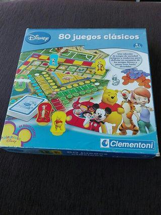 80 juegos clásicos de Disney
