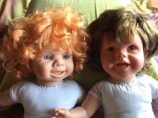 Muñecas de famosa