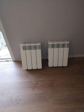 Radiadores nuevos sin uso