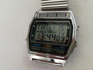 Reloj digital timex año 1982