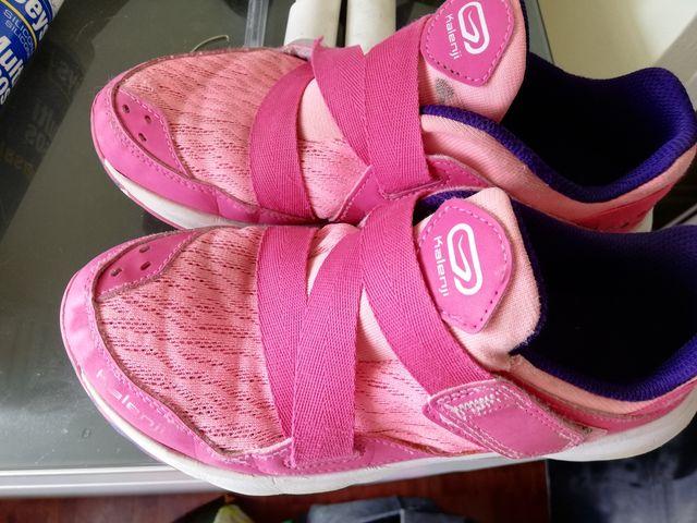 zapatillas new balance niña decathlon