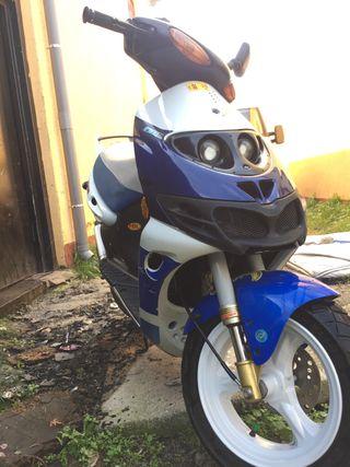 Suzuki katana R liquid coled 50cc