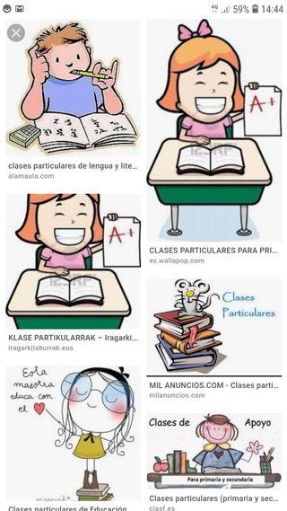 ARCOS clases particulares ESO hasta 2Y PRIMARIA