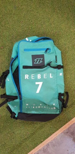 Kite North Kiteboarding Rebel 7m 2018
