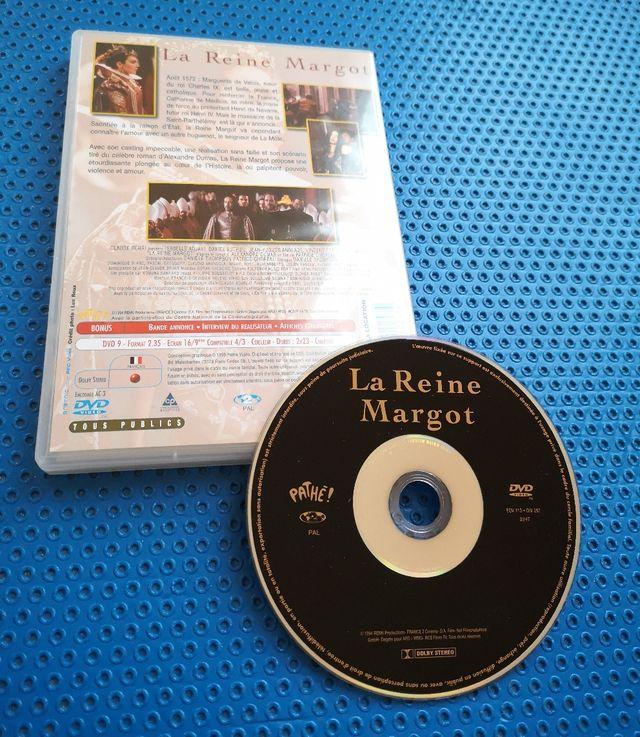 La reine Margot DVD