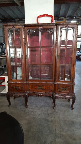 vitrina aparador vintage