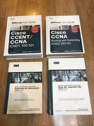 Libros Cisco CCNA