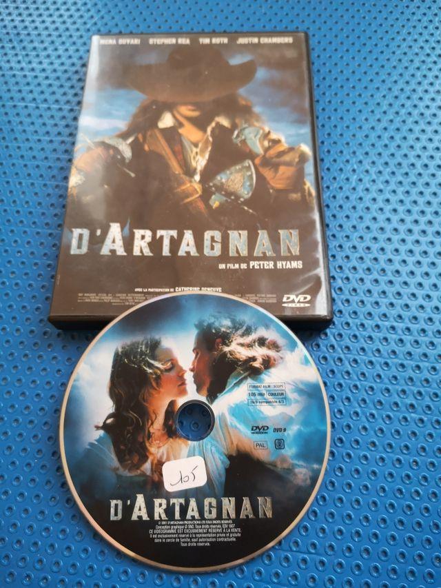 D'Artagnan DVD