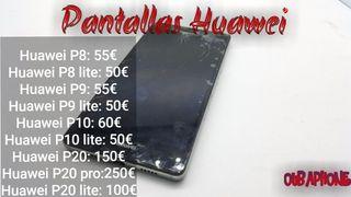 Pantallas Huawei