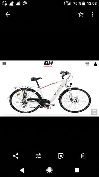 Bicicleta Eléctrica BH EVO CITY 405