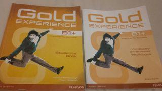 libro de inglés editoral Pearson B1+