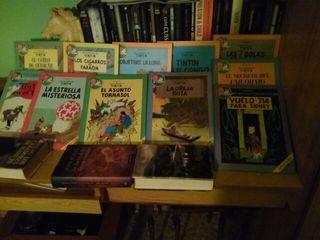 colecion Tintin