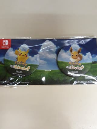 Pins Pokemon Let's Go Pikachu Eevee