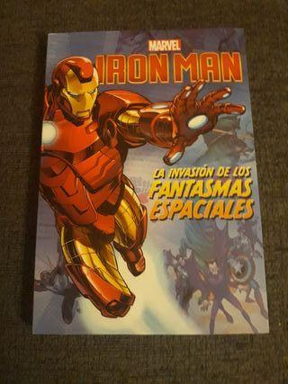 Iron Man: La invasión de los fantasmas espaciales
