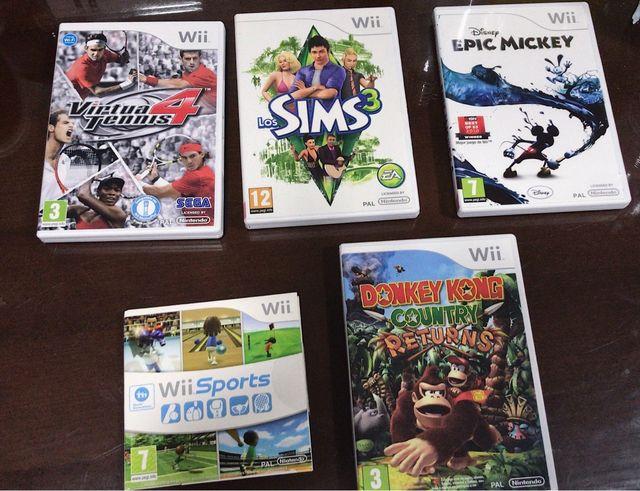 Pack De Juegos Para Wii De Segunda Mano Por 20 En Albacete En Wallapop