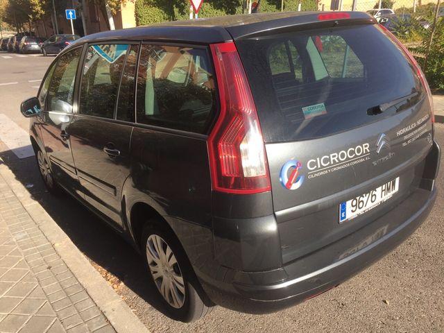 Citroen C4 Grand Picasso 2012