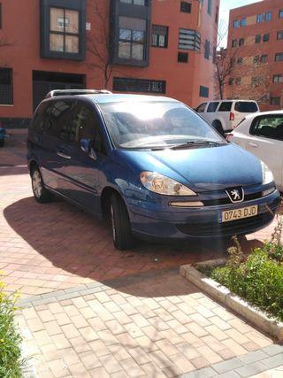 Peugeot 807 2005 plazas 5