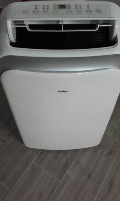 Bomba de Calor/Aire acondicionado Daitsu A+