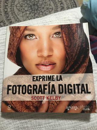 Libro fotografía digital - Scott Kelby