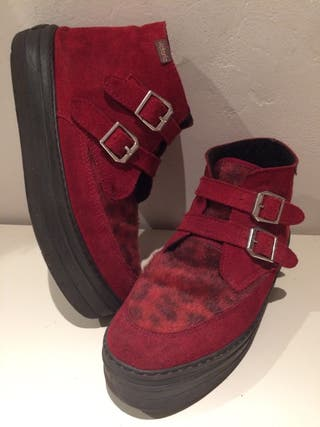 Zapatos Buggies edición limitada